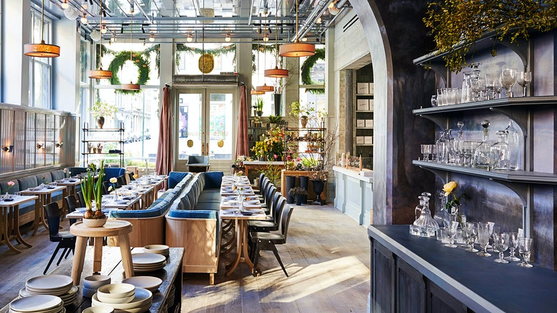 All-French Wine List from Le Coucou Team Coming Soon to New Café in New York