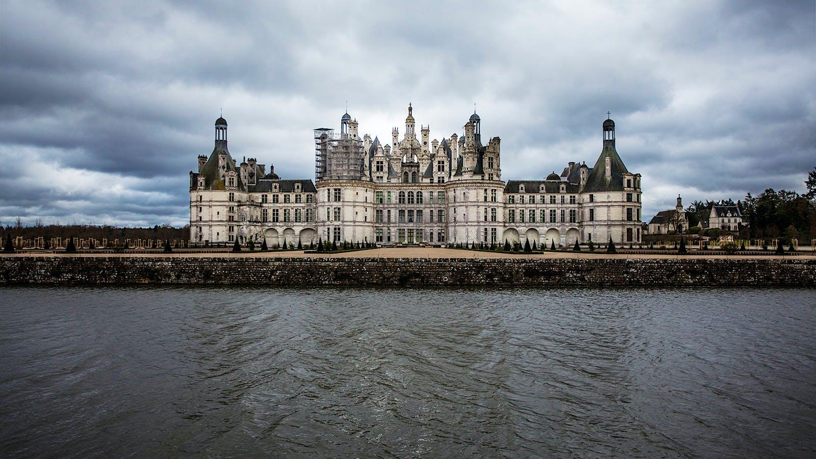 Chambord Showdown: Castle vs. Liqueur in Trademark War