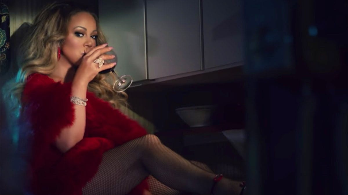 Mariah Carey 'Might as Well Down this Caymus Bottle' in New Song 'GTFO'; Prosecco Tank Overflows in Viral Veneto Video
