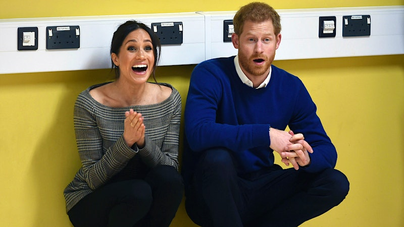 A California Pinot Noir for the British Royal Wedding?