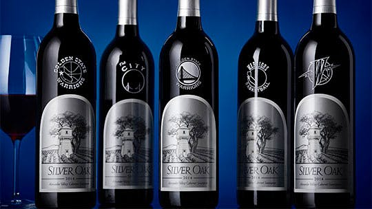 online store beee4 46f1b Unfiltered: Silver Oak at Golden State: Winery Unveils ...