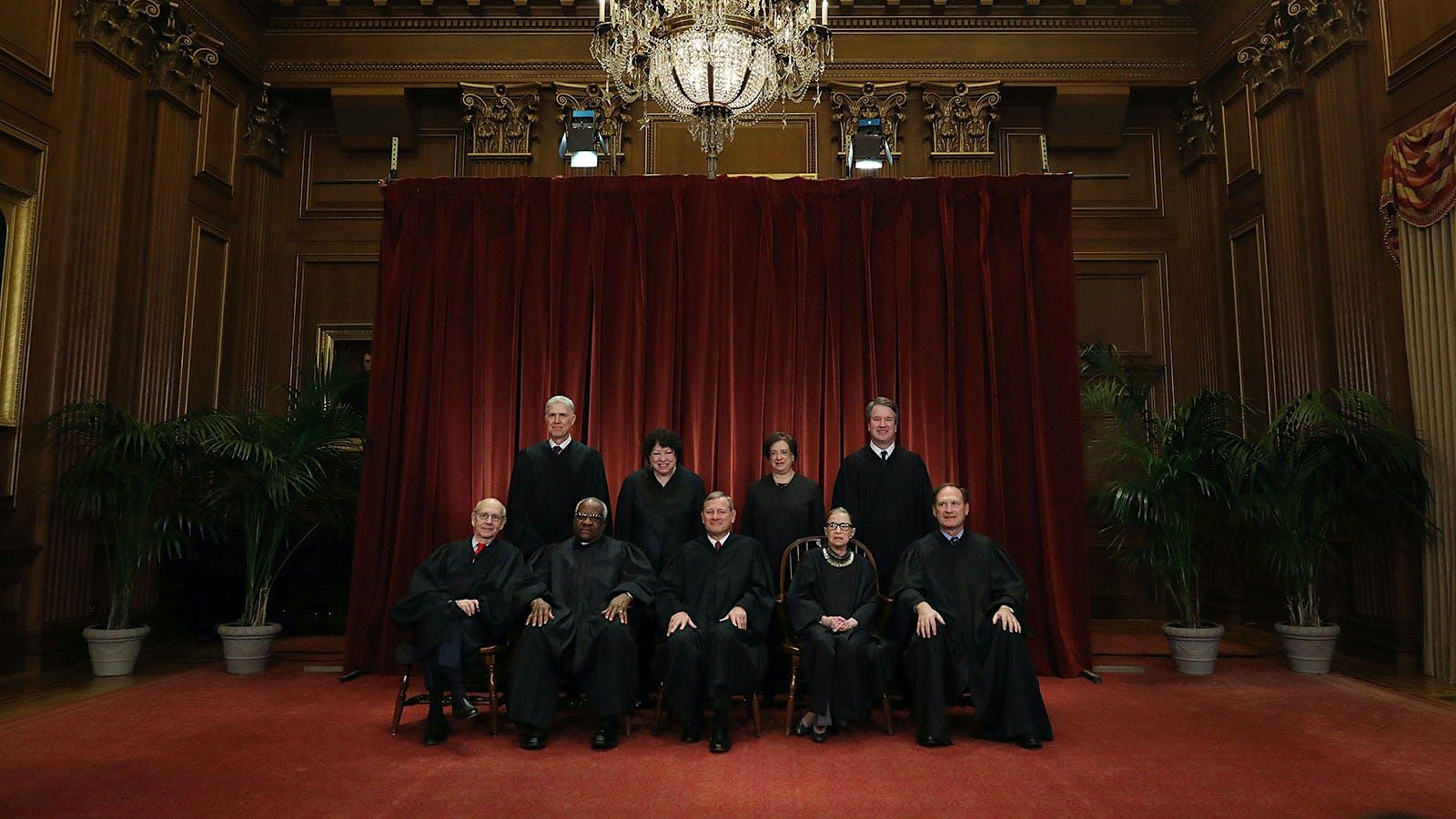 U.S. Supreme Court Hears Challenge to Wine Law