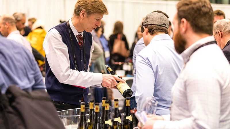 Vinexpo Takes Victory Lap in New York
