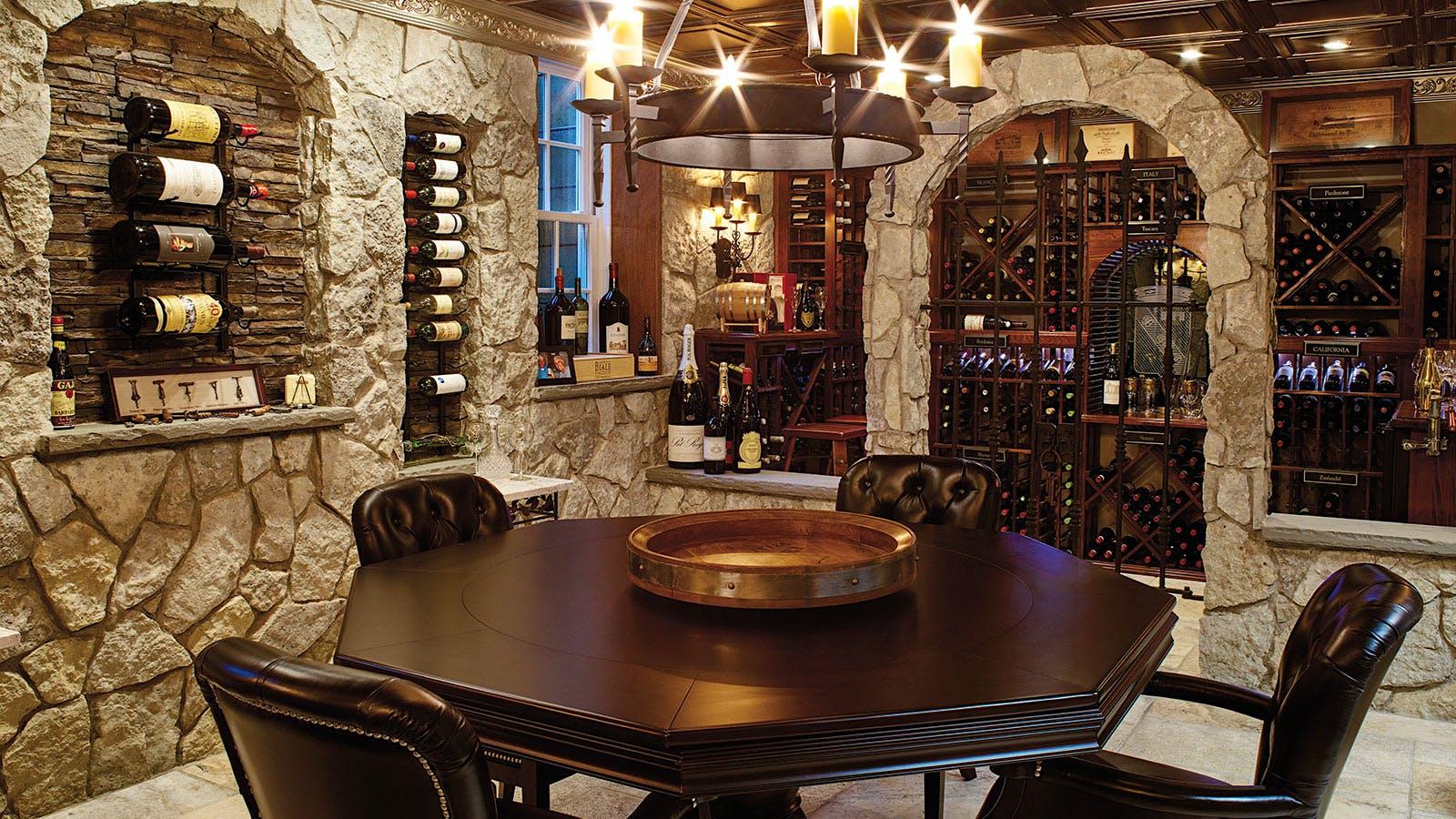 How To Create A Dream Wine Cellar Wine Spectator