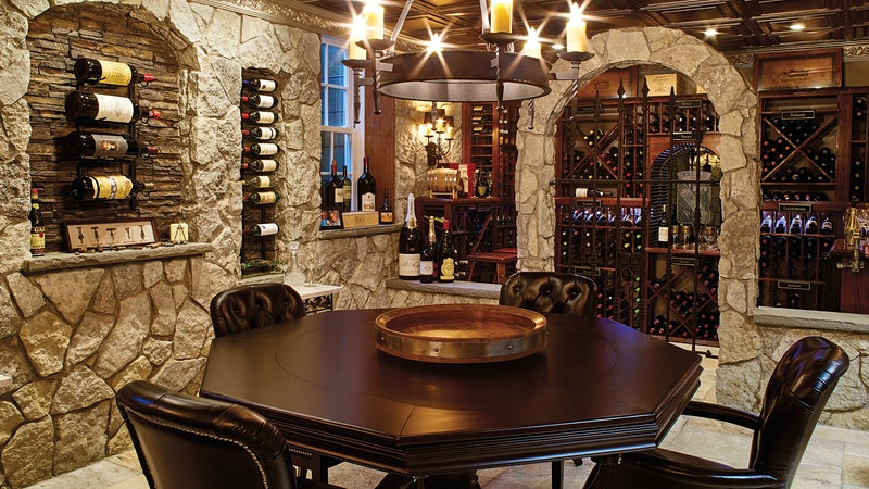 How to Create a Dream Cellar