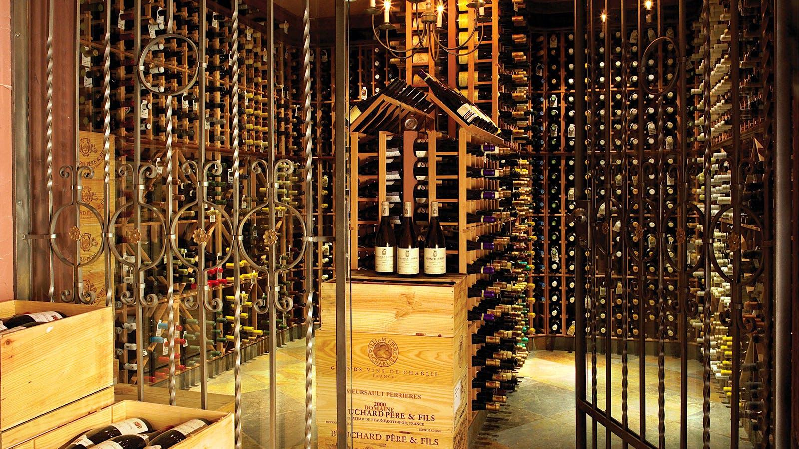 11 Wine-Centric Canadian Restaurants