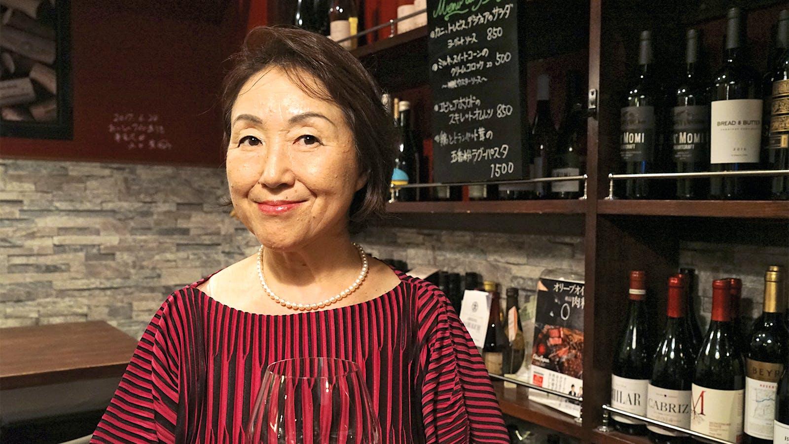 Wine Talk: Yumi Tanabe, Japan's Woman of Wine