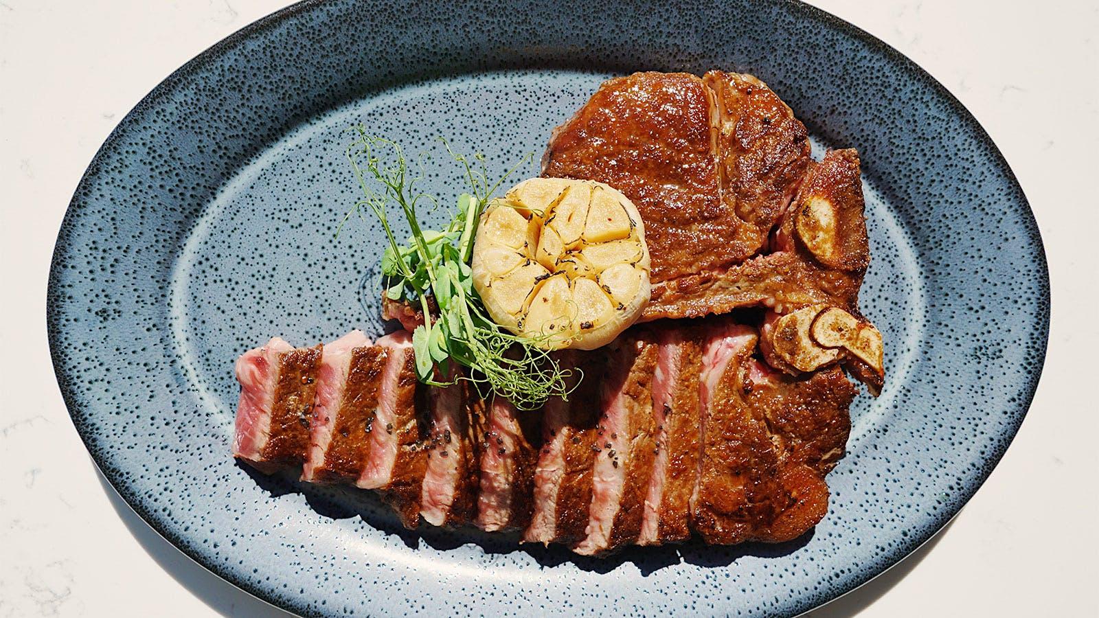 Miami's Brad Kilgore Opens New Restaurant; A Second Location for Killen's Steakhouse in Houston Area