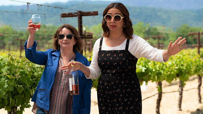 Road to 'Wine Country': It's Maya Rudolph and Rachel Dratch's Party