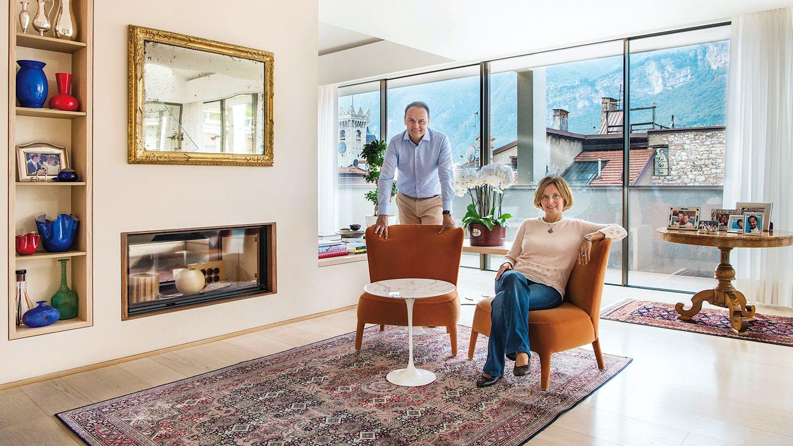 Wine & Design: Modern Living in a Medieval Villa