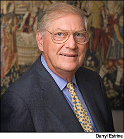 William Deutsch, winner of the 2009 Distinguished Service Award.