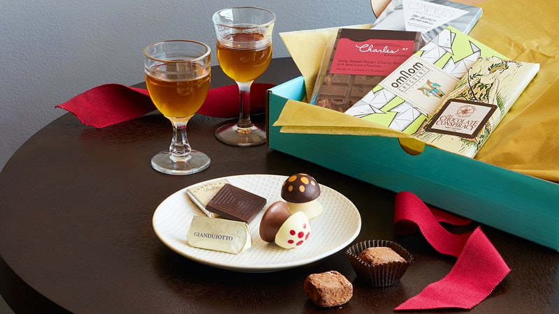 Food Tip: Chocolate Treats for Valentine's Day
