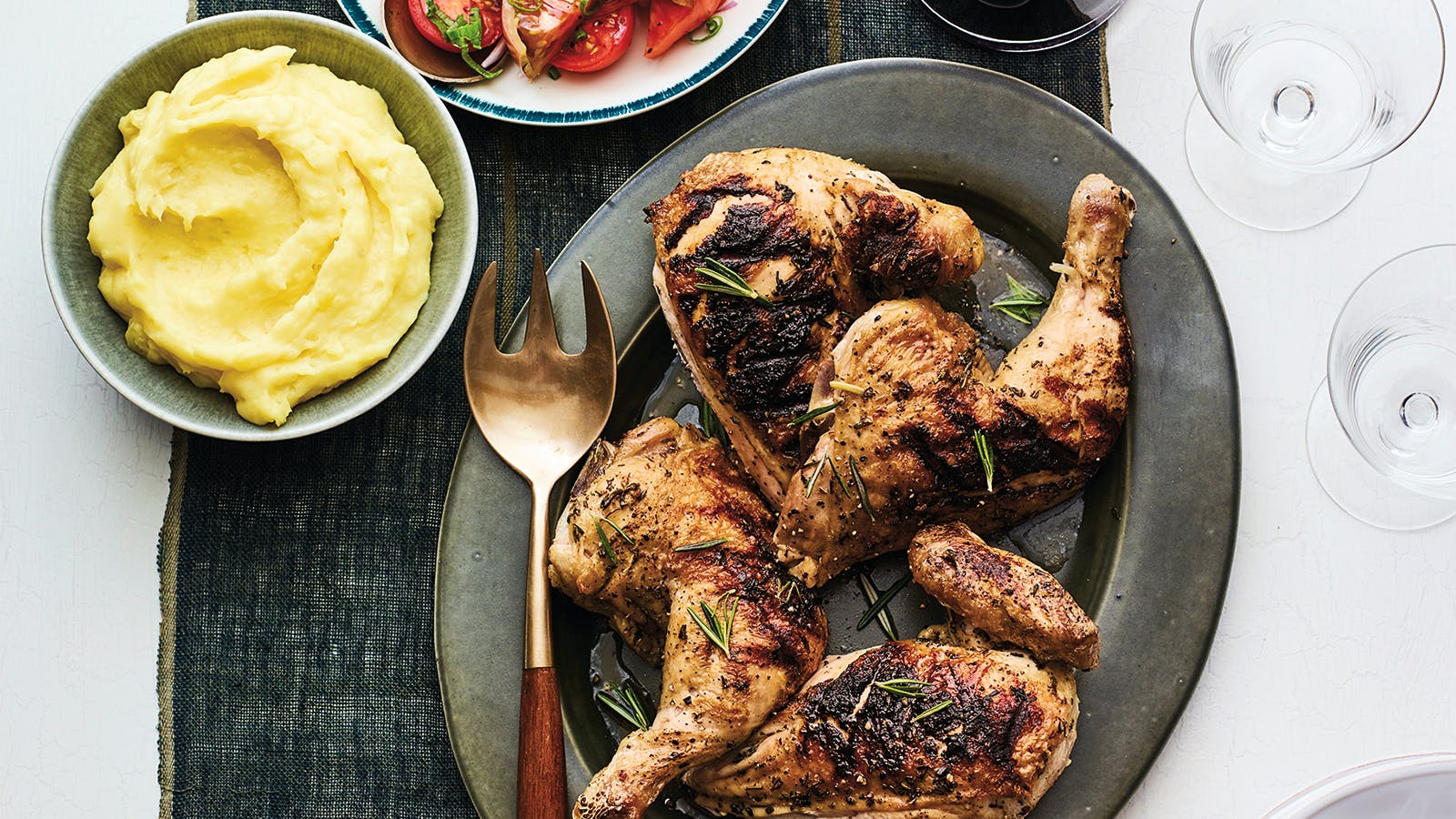 Dining Tip: José Andrés' Spice-Marinated Chicken