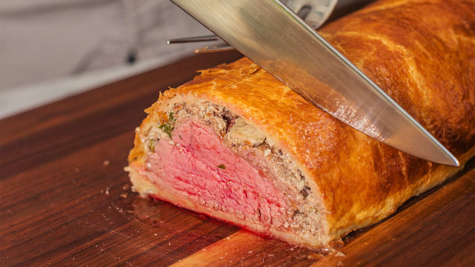 Dining Tip: Learn How to Make Beef Wellington