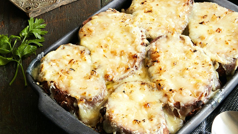 Dining Tip: Comforting Cheese Casserole
