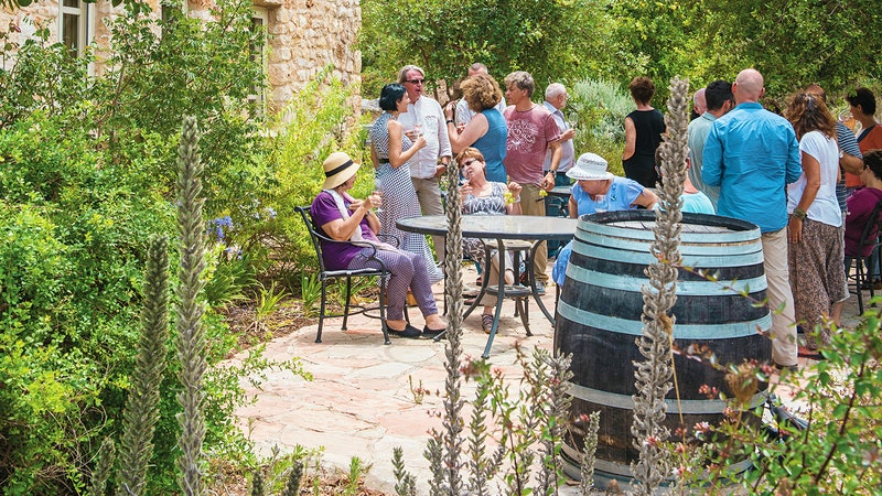 Travel Tip: Touring Israel's Wine Country