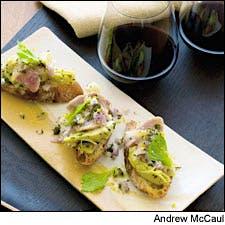 Oil-Cured Tuna