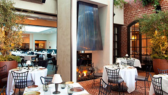 restaurant guide 14 a list restaurants from tv chefs who love wine