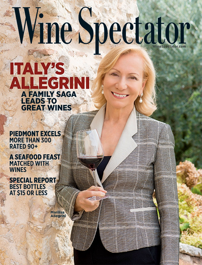 Italy's  Allegrini Family
