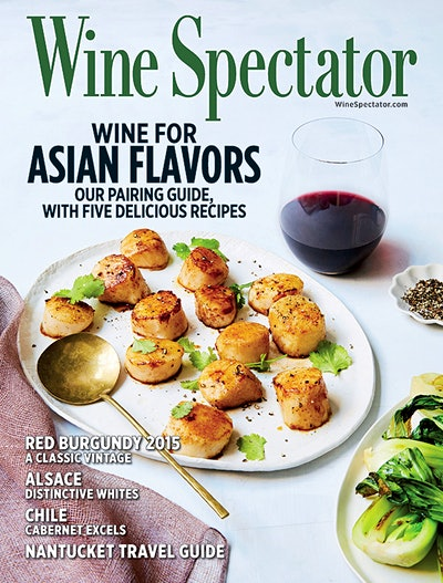 Wine for Asian Flavors