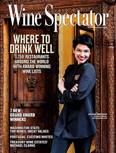 Restaurant Wine List Awards