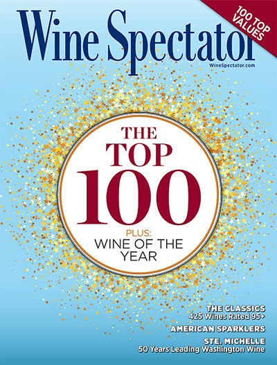 The Top 100 Wines of 2017