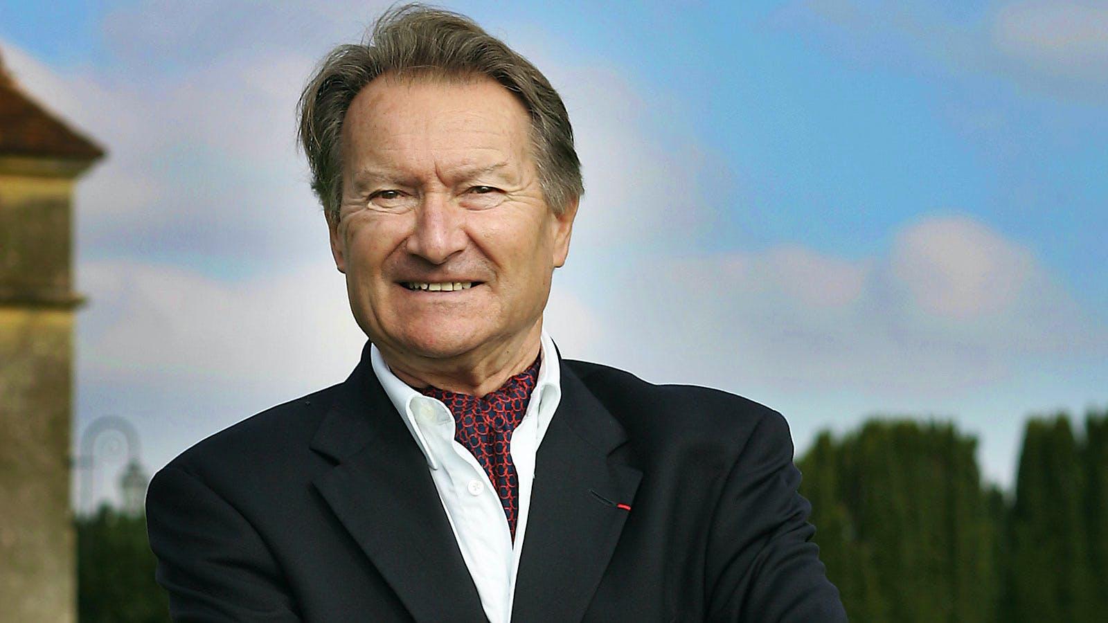 André Lurton, Bordeaux Legend, Dies at 94