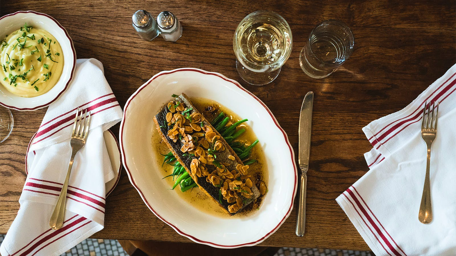 12 Fabulous French Wine Restaurants in the U.S.