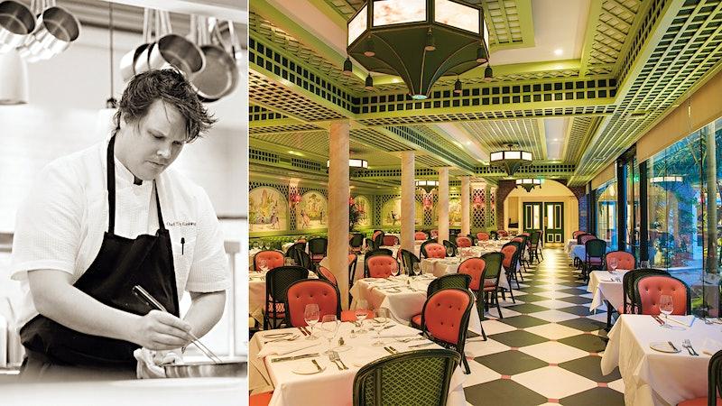 Chef Slade Rushing Leaves New Orleans' Brennan's Restaurant