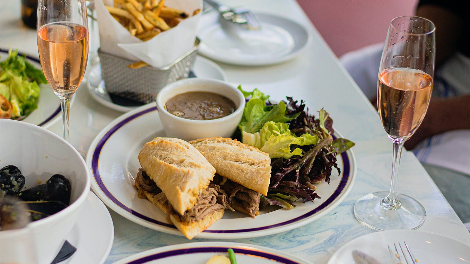 A Piece of Paris Opens in San Diego Bay—See What's on the Menu