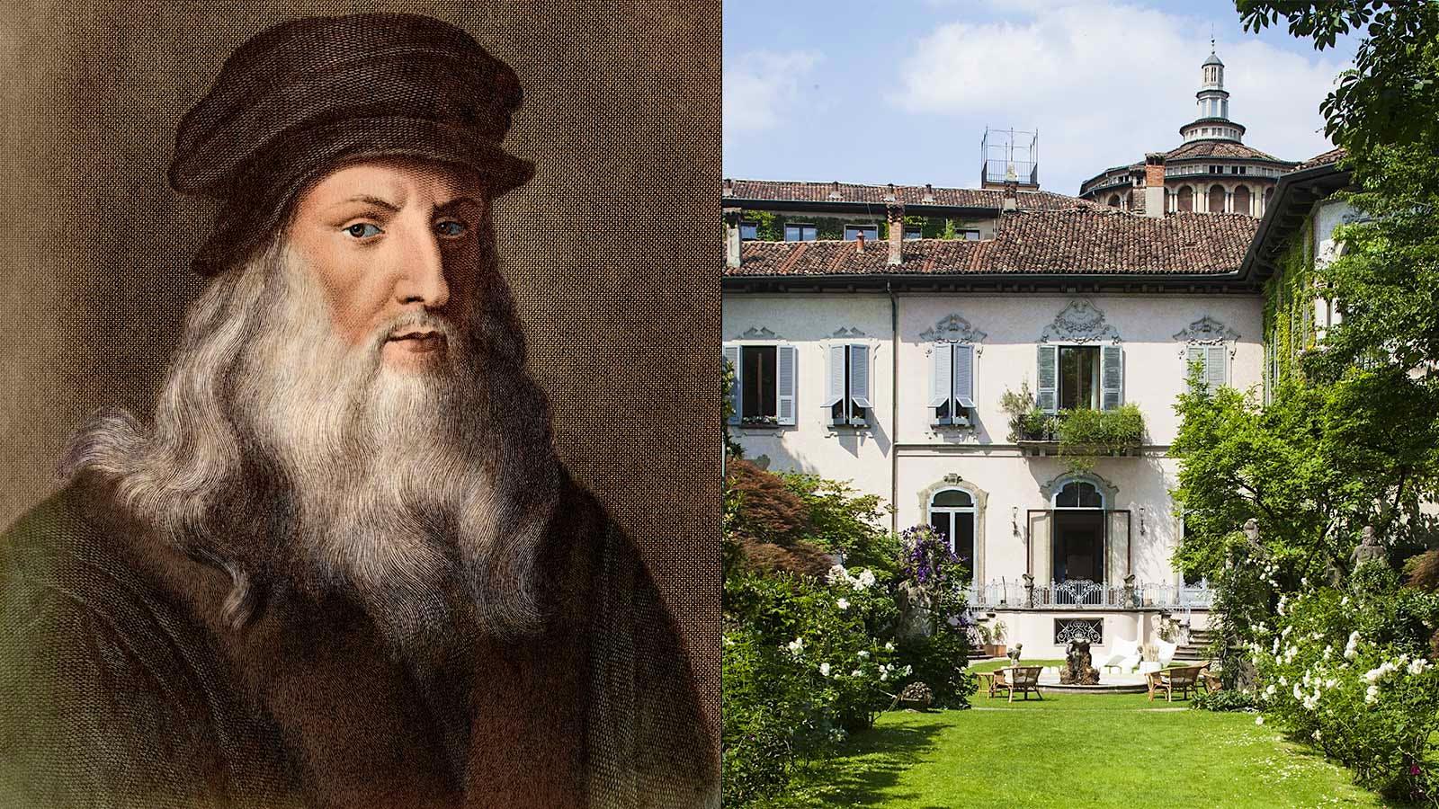 Renaissance Man's Wine Reborn: Inside Leonardo da Vinci's Vineyard