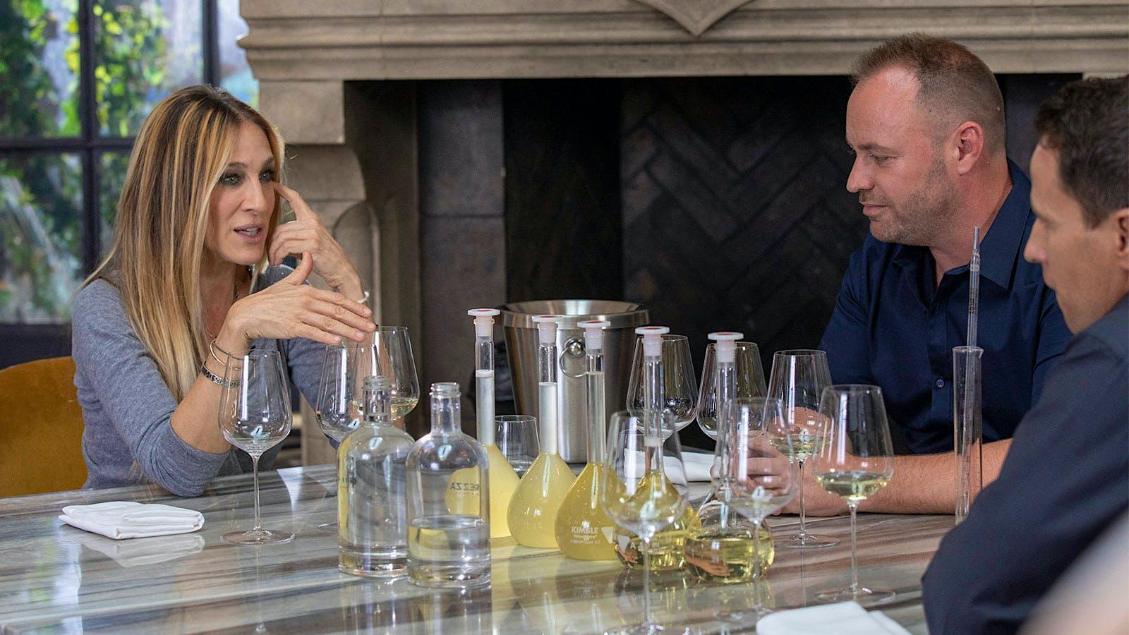 Wine Talk: Sarah Jessica Parker's New Wine