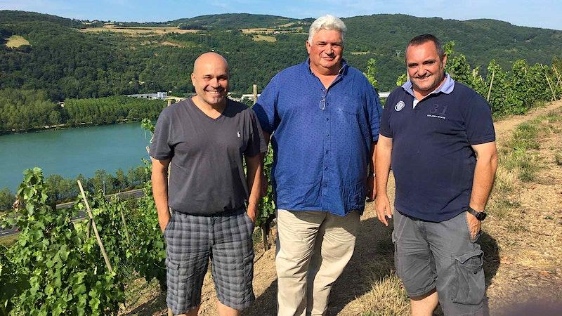 Pushing Limits in the Rhône