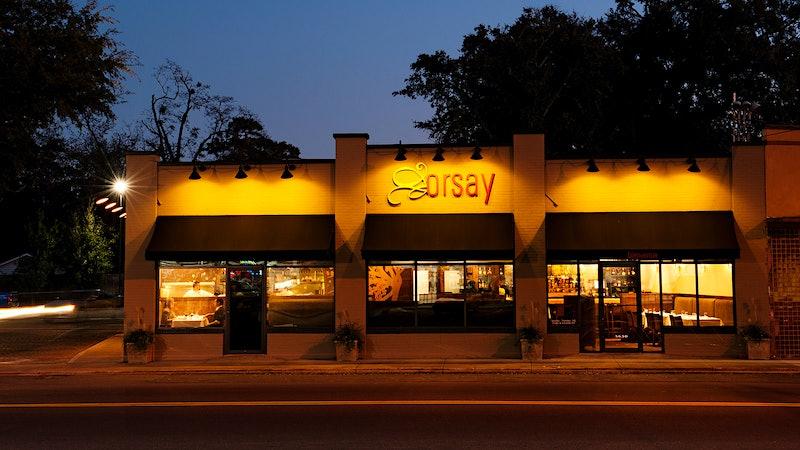 Restaurant Spotlight: Restaurant Orsay