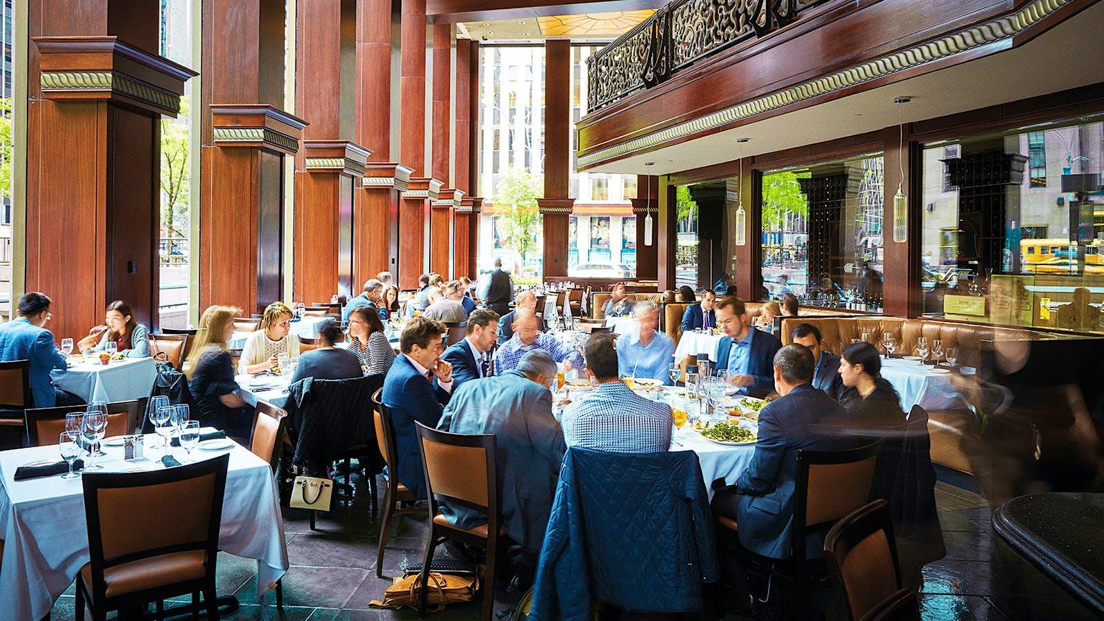 Landry's Buys Del Frisco's Flagship Restaurants