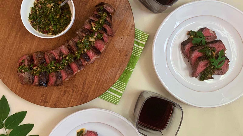 The Feast: Steak on the Grill with Eric Adjepong