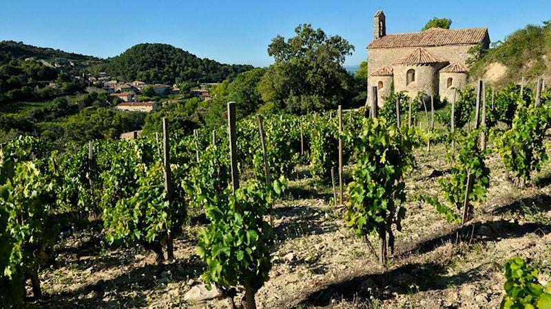 Château de St.-Cosme's New Vinsobres Sister Estate