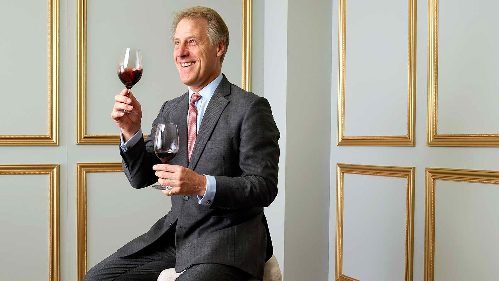 Wine Star: Adrian Bridge