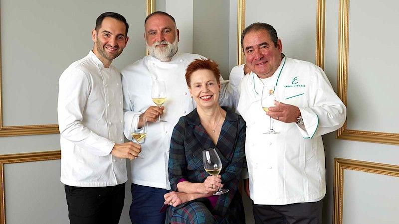 2019 NYWE: Chefs' Challenge