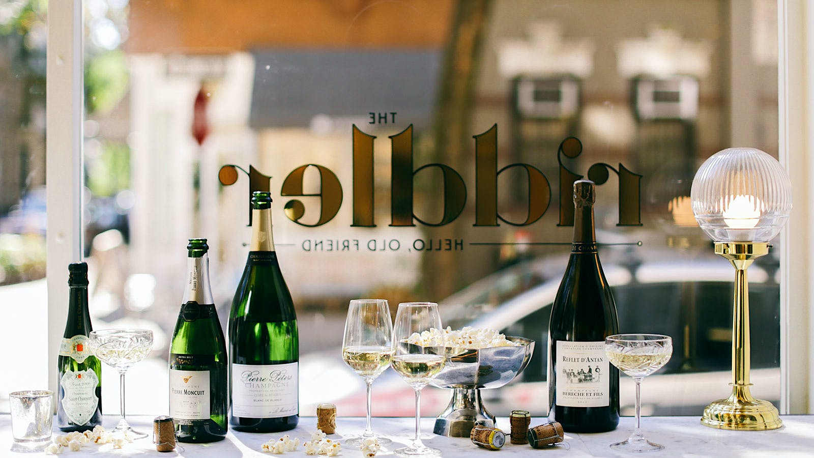 Champagne-Focused San Francisco Spot Comes to New York City