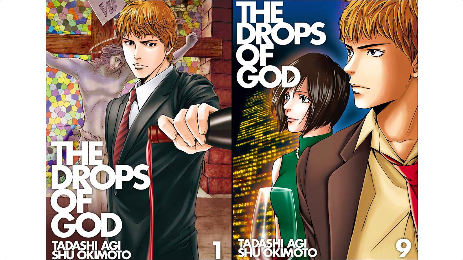 Beloved 'Drops of God' Wine Manga Gets Full English Translation
