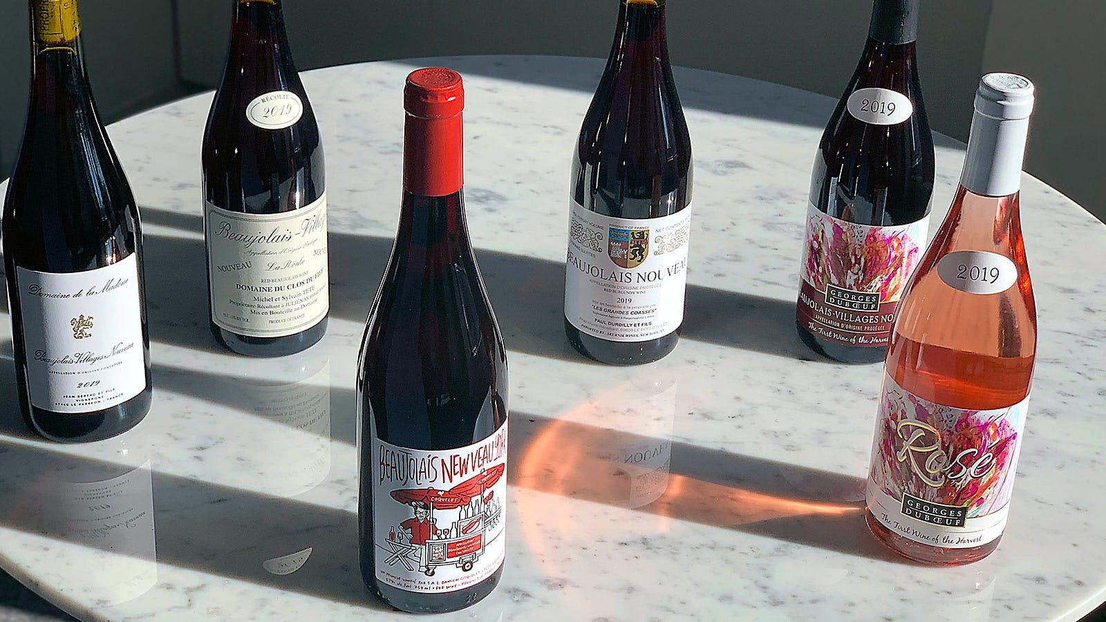 Come Hail or High Tariffs, 2019 Beaujolais Nouveau Arrives