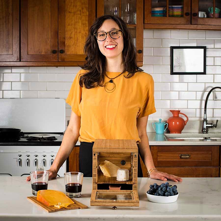 Cheese Talk: Cheese Grotto Founder Jessica Sennett