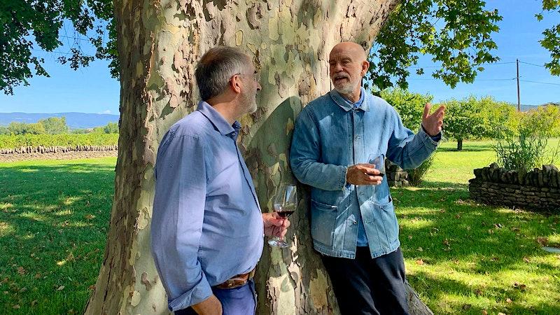 John Malkovich's Double Life in Wine