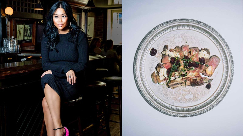 Chef Angie Mar's Côte de Boeuf Brings the Drama to Your Holiday Table—in a Good Way