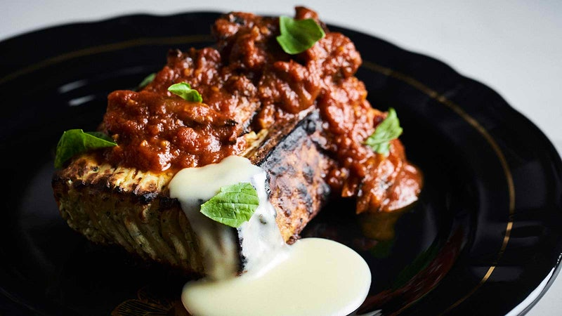 Brad Kilgore's New Take on Lasagna for New Year's Eve