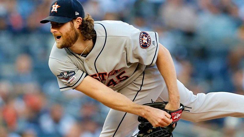 New Yankees Pitcher Gerrit Cole Gets a Super Tuscan Deal