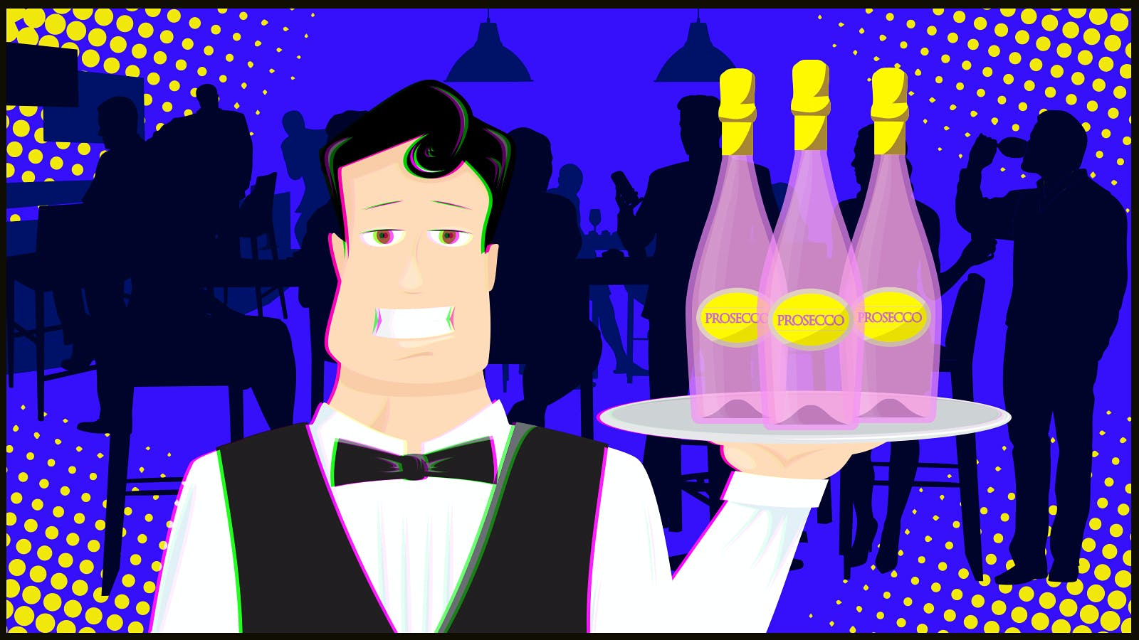 The Coming of Pink Prosecco