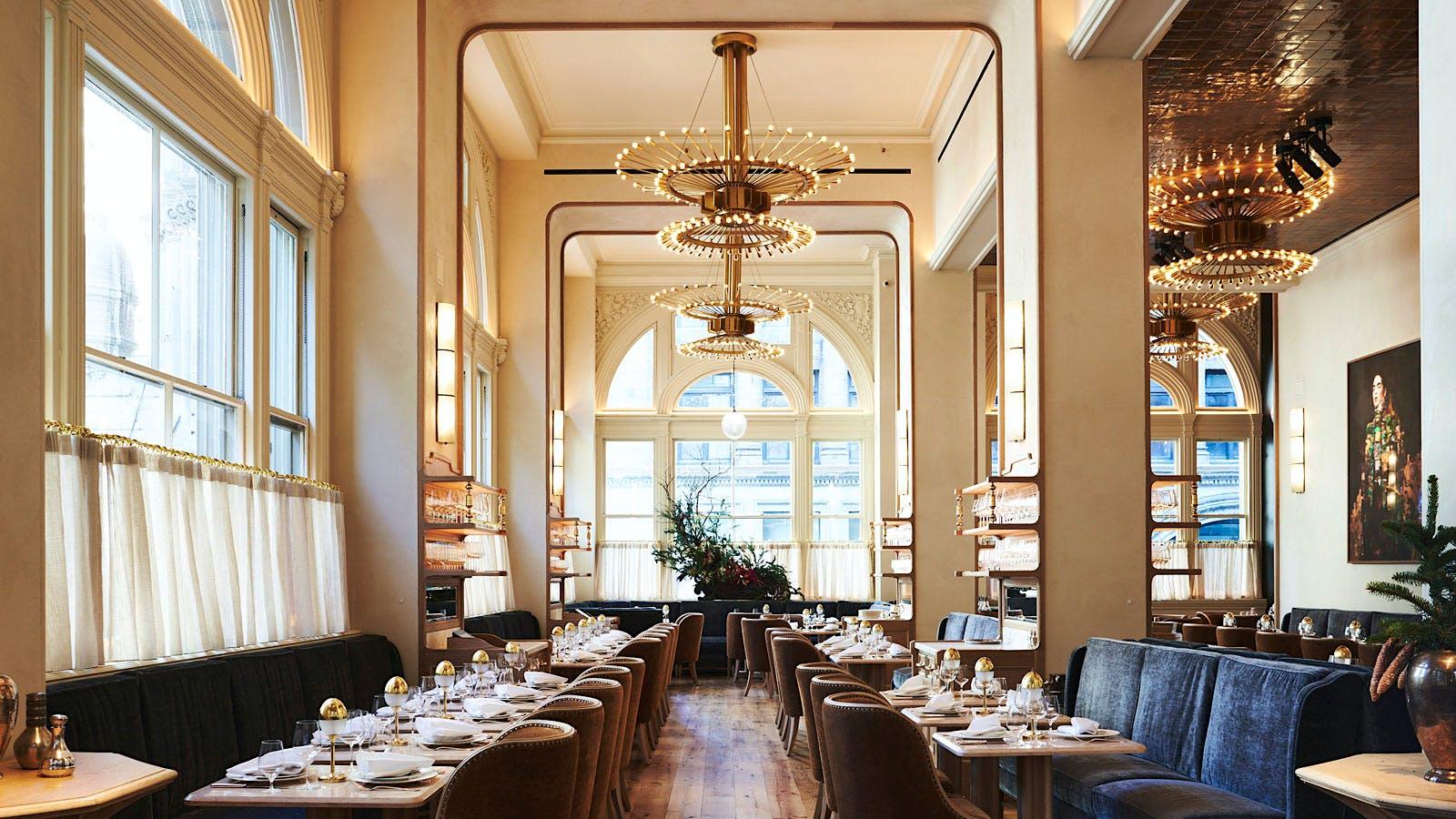 Stephen Starr's Transportive European Eatery Opens in New York