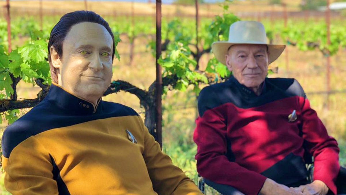 Make It So: How a Not-So-French Vineyard Got Cast as Star Trek's 'Château Picard'